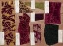 Campioni di velluti del XVI e XVII secolo della collezione Silvestrini, Museo Civico Medievale