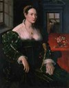 Prospero Fontana, Ritratto di dama, 1565-1570, olio su tela, Museo Davia Bargellini