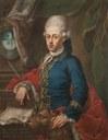 Angelo Crescimbeni, Ritratto di Alvise Pisani, 1773 ,  olio su tela, Collezioni Comunali d'arte
