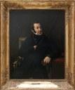 Casa Museo Gioacchino Rossini Ortense Haudebourt-Lescot, Ritratto di Gioacchino Rossini,1828