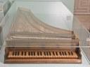 Museo Internazionale della musica Orazio Albana, Clavicembalo, sec. XVII