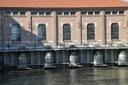 Museo della Bonifica Esterno dell'impianto idrovoro