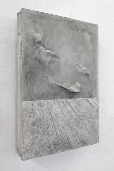 Luca Monterastelli, In the Twilight, Then We Will Rest ( Nel crepuscolo, allora ci riposeremo), 2020, scultura