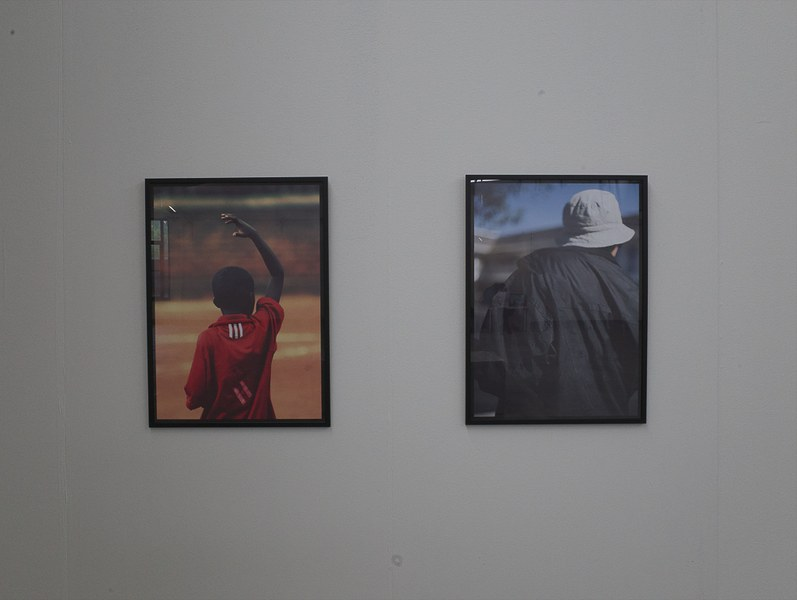 Stefano Bazzano, Brand Equity, Untitled 3_01, stampa blueback