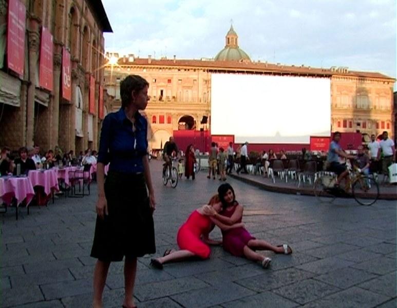 ZimmerFrei, Panorama Bologna, 2005, video