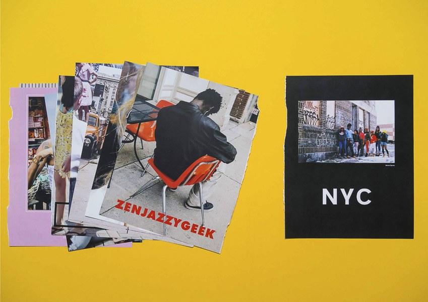 Stefano Bazzano, Brand Equity, Fanzine, stampa su carta patinata 02