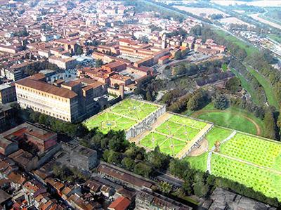 23. Piacenza, Giardino sognato di Palazzo Farnese