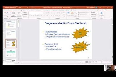 Euro-progettazione in ambito culturale per i servizi bibliotecari e archivistici: modulo 2