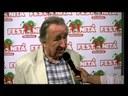 Festa dell'Unità di Bologna: consegna della targa Volponi