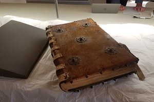 Al via il restauro di 5 antichi codici liturgici miniati di straordinario valore