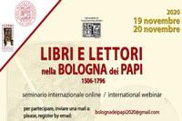 Libri e lettori nella Bologna dei Papi (1506-1796)