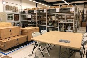 Riordino e gestione dei depositi museali, il percorso formativo