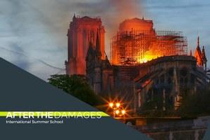 """""""After the Damages"""",  a Ferrara la Summer School di alta formazione sulla gestione del rischio relativo a calamità naturali"""