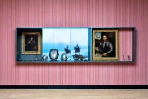 Inaugurazione dei nuovi allestimenti al Palazzo dei Musei di Reggio Emilia