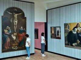 Palazzo dei musei di Reggio Emilia: sale espositive