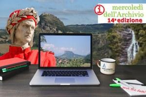 """Per  """"I mercoledì dell'Archivio"""" appuntamento con Dante"""